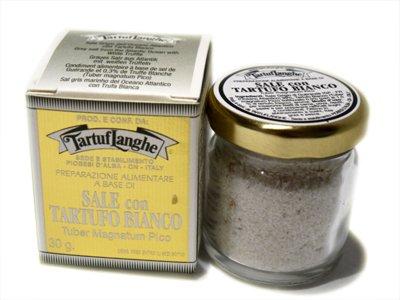 タルトゥフランゲ白トリュフ塩30g