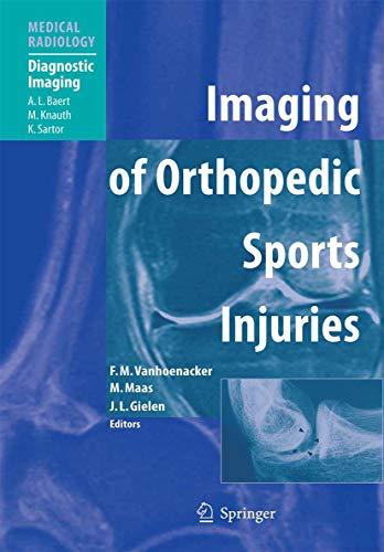 Imaging of Orthopedic Sports Injuries (Medical Radiology) (English Edition)