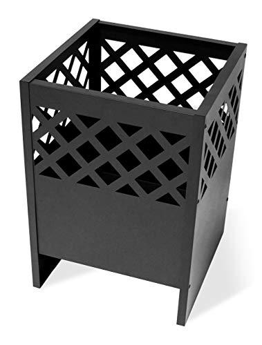 CENTRAL PARK Brasero o Estufa de leña de Exterior -