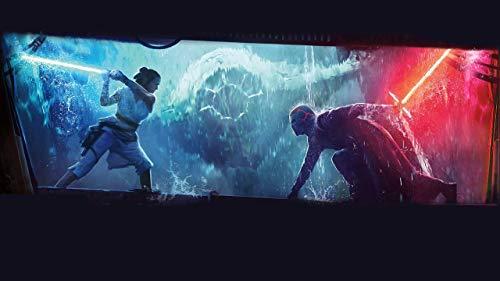 Star Wars The Rise of Skywalker 14 - Póster de la película - Mejor reproducción de arte de calidad para decoración de pared, Poster A3
