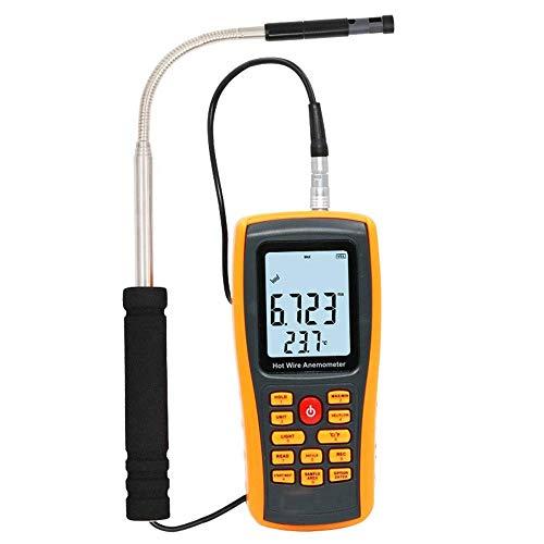 IMWANN ZXG Thermal Anemometer Wind Meter High Precision Wind Measurement Anemometer Wind Meter Wind Meter