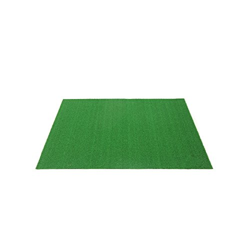 ARMITA 3660495464809 Gazon Artificiel Herbes Courtes de 1x4m, Vert, 30x25x10 cm