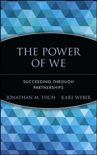 Power of We C: Succeeding Through Partnerships