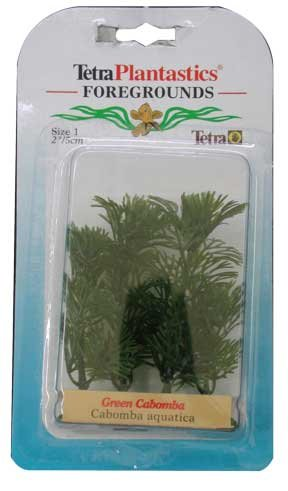 Preisvergleich Produktbild Tetra Plantastic Plus Green Cabomba (Wasserhaarnixe)