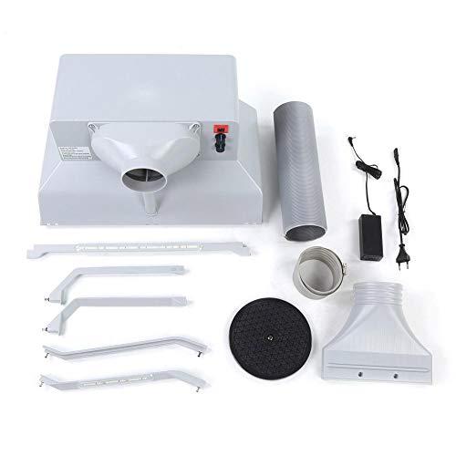 Cloudbox Kit de Cabina de Pintura con aerógrafo Kit de Cabina de Pintura con aerógrafo Filtro Extractor de Cabina de Pintura Artesanal