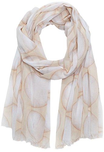 OPUS Damen Angiba scarf Schal, Rosa (Vanilla 5057), One size (Herstellergröße: 0)