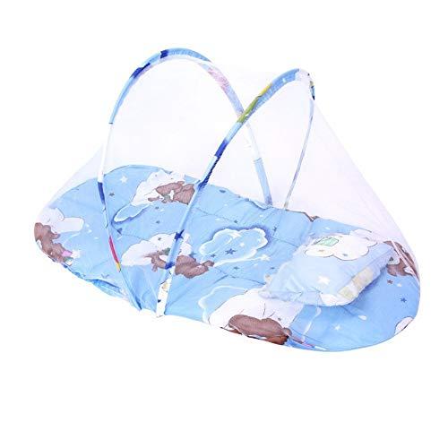 le pliage bébé moustiquaire moustiquaires dort mat oreiller super doux bébé moustiquaire un