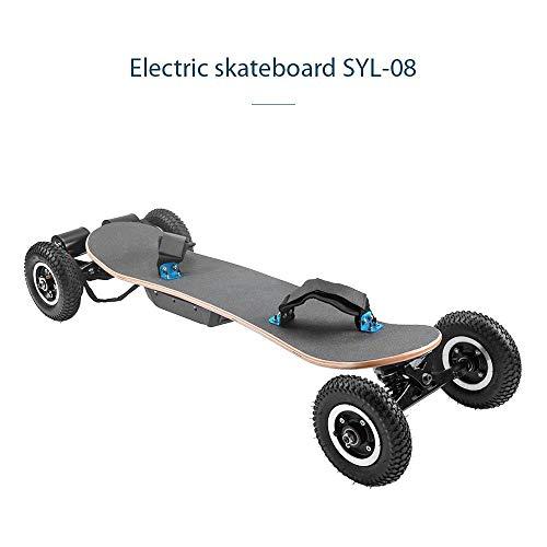 SHIJING Elektro-Skateboard 2000W Motor 40 km/h mit Fernbedienung Off Road Typ 10AH Batterie-elektrisches Skateboard*