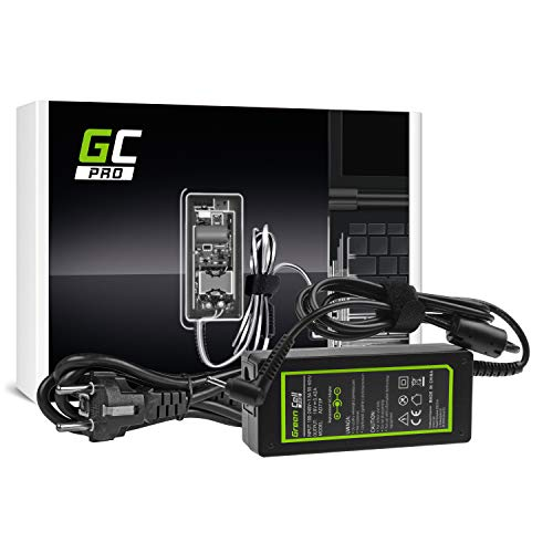 GC PRO Caricabatterie per Acer Aspire S7-392-6807 S7-392-6832 S7-392-7863 S7-392-9890 Laptop Notebook Portatile Caricatore Alimentatore (19V 3.42A 65W)