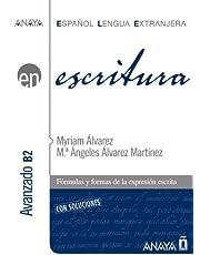 Escritura. Nivel Avanzado B2 (Anaya E.L.E. EN - Escritura - Avanzado (B2))