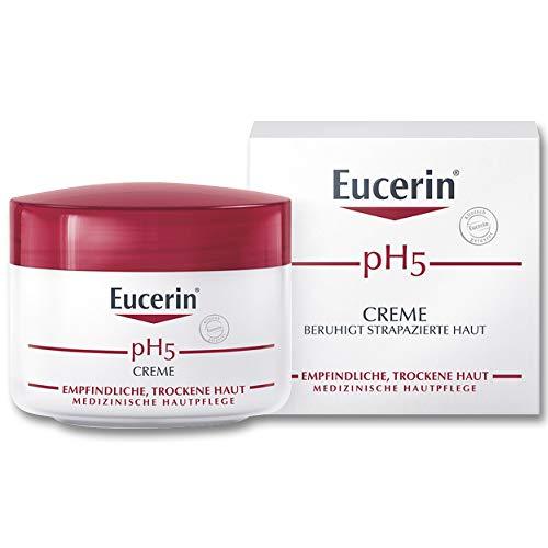 Eucerin pH5 Creme empfindliche Haut, 75 ml