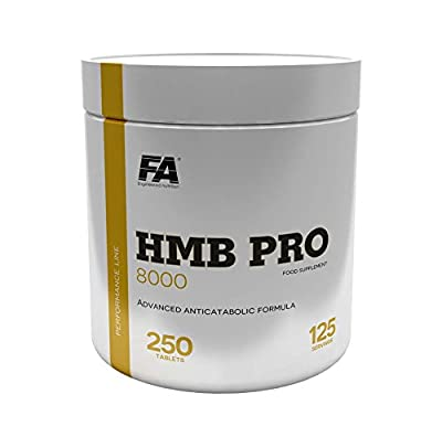 FA Engineered Nutrition HMB Pro 8000 Tablets - Pack of 250