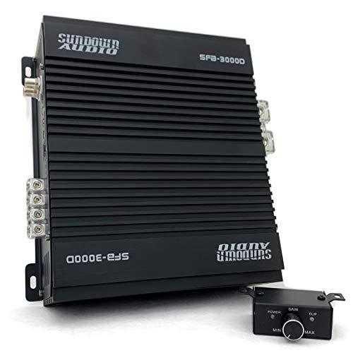 Sundown Audio SFB-3000D 3000W RMS Class D Amplifier