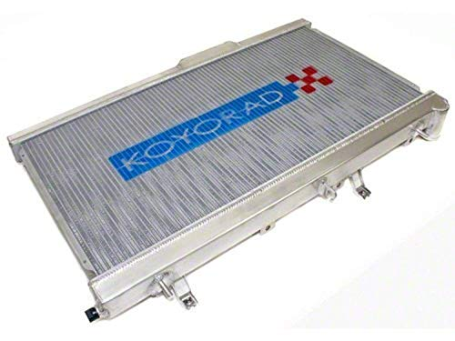 Koyo HH031610 48mm Aluminum Racing Radiator for Mitsubishi Evo 8 9 2004-07