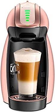 kaige Rose Gold Penguin Kapsel Kaffeemaschine Rose Gold Farbe Kaffeevollautomat mit Timer Milchschaum-Kaffee-Maschine Kapsel-Kaffeemaschine WKY