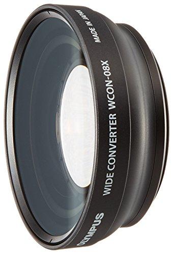 Olympus WCON-08X Wide Converter Lens for Stylus 1, V321220BW000 (for Stylus 1)