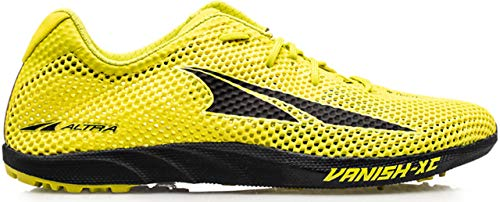 ALTRA Women's ALW1912X Vanish XC Running Shoe, Lime/Black - 9 M US