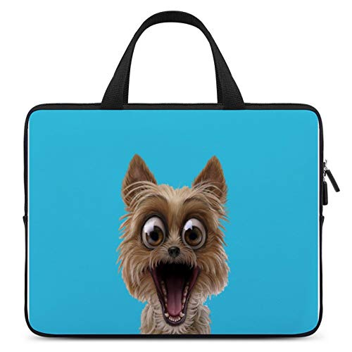 Universal Laptop Computer Tablet,Case,Cover for Apple/MacBook/HP/Acer/Asus/Dell/Lenovo/Samsung,Laptop Sleeve,Color for Canidae Cairn Terrier Yorkshire Terrier Norwich Terrier,17inch