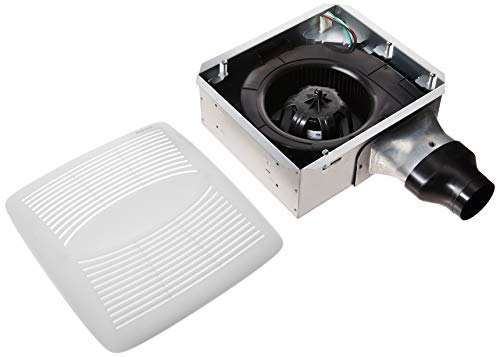 Nutone EZ80N EZFit 80 CFM Bath Ventilation Fan, White