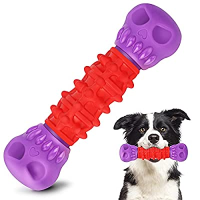 Amazon - 50% Off on Dog Toys, Dog Chew Toys for Aggressive Chewers Large Breed