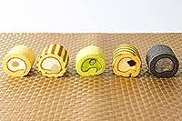 《Dセット》ミニロールケーキ ミックスアソート5種