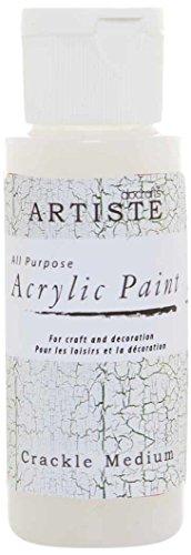 Artiste Docrafts hohe Qualität Acrylfarbe. Crackle Medium