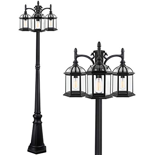 See the TOP 10 Best<br>Outdoor Lamp Post Bulbs