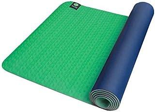 "Kulae 5mm ECOmat Yoga Mat - Eco-friendly, Reversible, Lightweight, Non-Slip, 72""x24"""