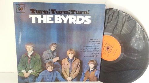 THE BYRDS Turn! Turn! Turn! CBS 62652 MONO