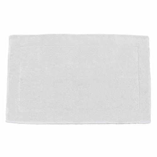 Abyss Double Bath Mat (20 x 31) - White