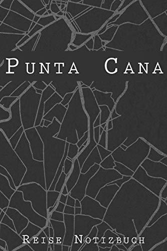 Punta Cana Reise Notizbuch: 6x9 Reise Journal I Tagebuch mit Checklisten zum Ausfüllen I Perfektes Geschenk für den Trip nach Punta Cana (Dominikanische Republik) für jeden Reisenden