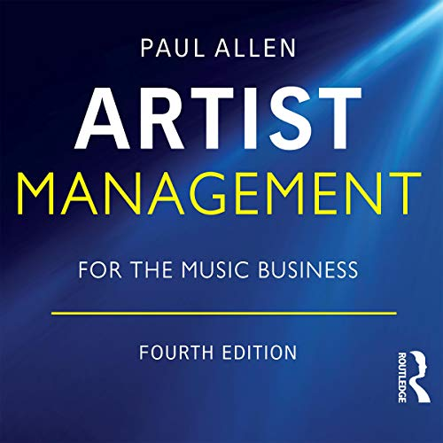 Artist Management for the Music Business cover art