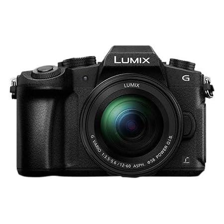 Panasonic Lumix Dmc G81meg K Systemkamera Kamera