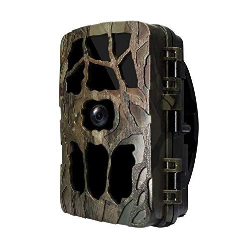 Wildlife Kamera-Jagd-Kamera Full HD 4K Video Und Bis Zu 20 Megapixeln 120 ° Weitwinkelobjektiv 0,2 Sekunden Auslösegeschwindigkeit