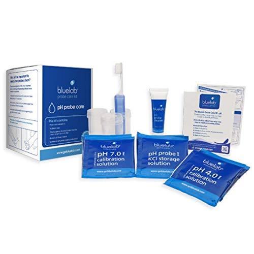 Bluelab PH Reinigungs- und Kalibrierungsset
