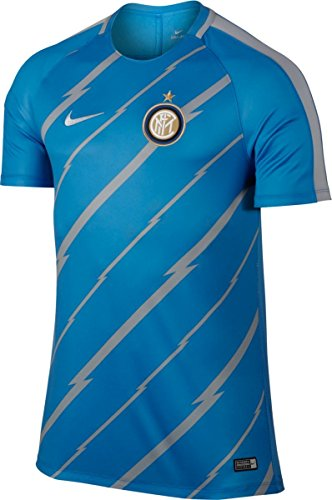 NIKE M Nk Dry Sqd SS Gx Camiseta de Manga Corta Inter...