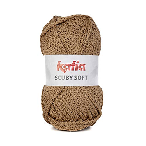 Katia Scuby Soft - Farbe: Beige (307) - 100 g/ca. 80 m Wolle