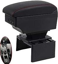 Yujzpl Caja De Almacenamiento Reposabrazos Ajuste Adecuado para El Ajuste Ford Apoyabrazos Focus Mk1 Gm Reposabrazos Central Caja De Almacenamiento Accesorios Modificados Base del Reposabrazos
