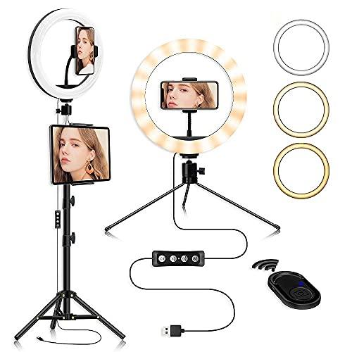 Palo Selfie Bluetooth Circular Marca Delgeo