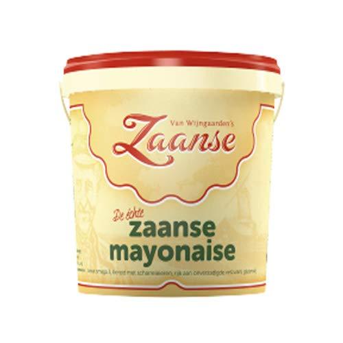 Van Wijngaarden?s – Zaanse Mayonnaise – 1,5 ltr