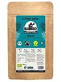 koawach Klassik Kakaopulver Trinkschokolade – Koffein Kakao Guarana Vegan heiße Schokolade Getränk weniger Zucker Rohrohrzucker Energy Drink Backkakao Bio Fairtrade (500g)