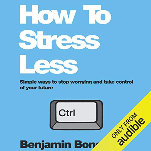 How To Stress Less audiobook cover art
