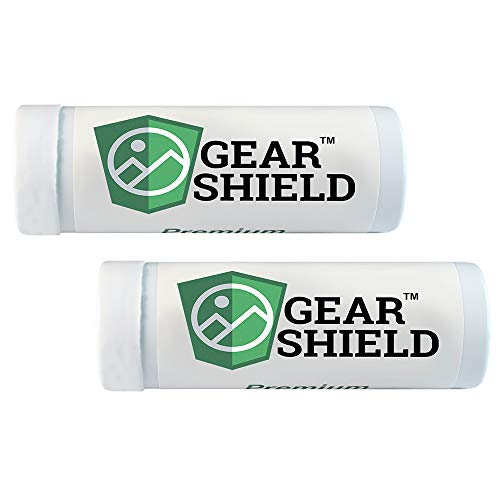 Gear Shield Premium Bowstring Wax - 2 Pack - Made in The USA