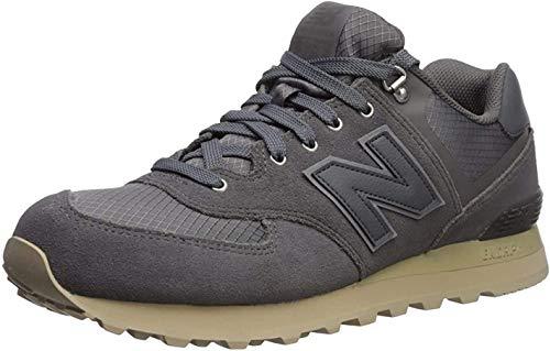 New Balance 574, Zapatillas para Hombre, Multicolor (Castlerock), 41.5 EU