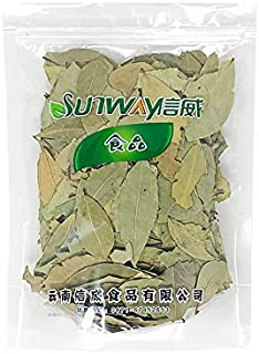 SUNWAY Bay Leaf – 2.46 oz Whole Bay Leaves – Organic and Sustainably Sourced – Aromatic and Intense – Ideal Seasoning for ...