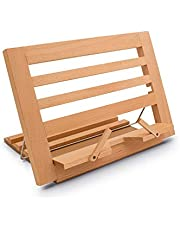 That Company Called If Wooden Reading Rest - Atril plegable, madera de aliso