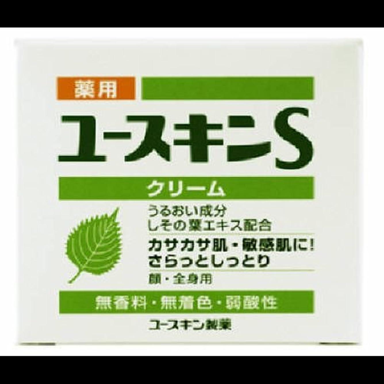 全体に孤独自分の【まとめ買い】ユースキンSクリーム 70g ×2セット