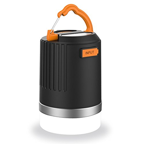 Superway Portable Ultra Bright LED Camping Lantern & 10400mAh Power...