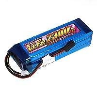 イーグル模型 Li-Feバッテリー EA2300/9.9V 1C 送信機用筒型 品番3354V2