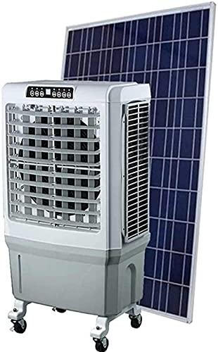 DTWC Enfriador evaporativo portátil para Espacios de Trabajo Grandes 3 en 1 Ventilador de refrigeración de Aire portátil y humidificador Cooler de Aire Potente de bajo Consumo de energía